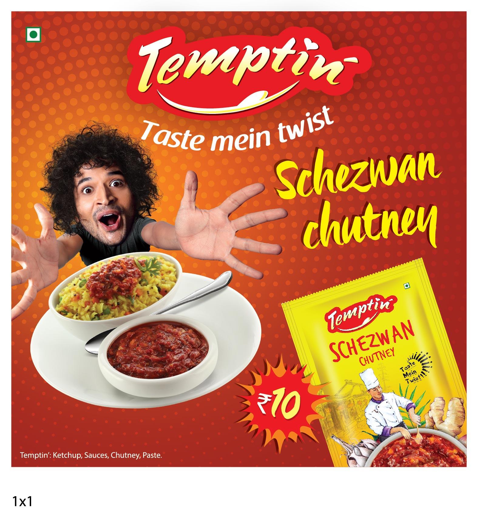 Temptin Campaign